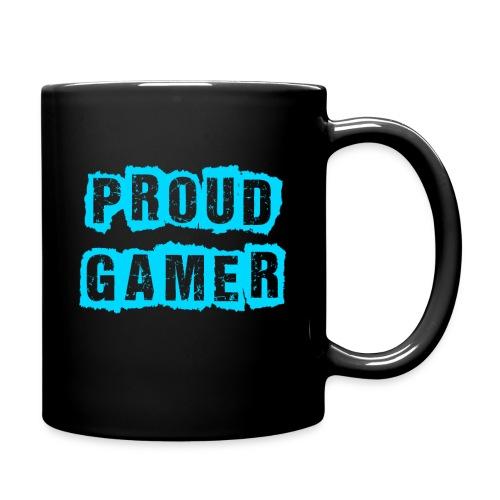 Proud Gamer - Tasse einfarbig