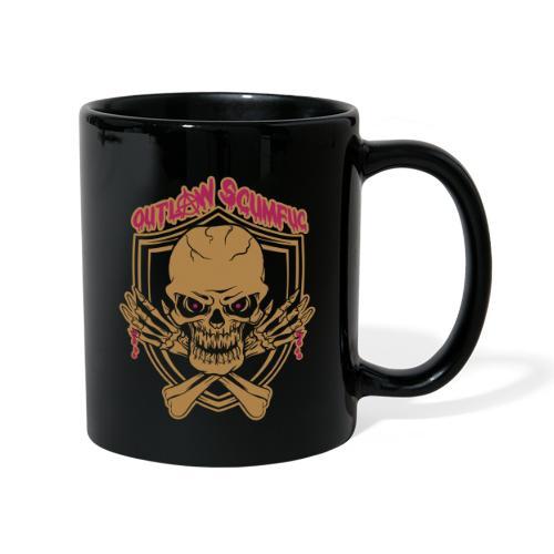 Outlaw Scumfuc - Tasse einfarbig