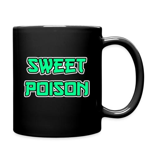 Sweet Poison - Tasse einfarbig