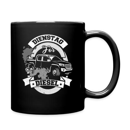 Dienstag for Diesel I Rudolf Diesel - Tasse einfarbig