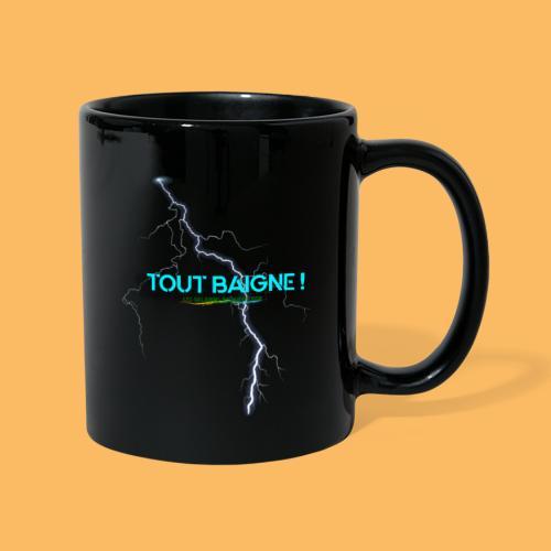 TOUT BAIGNE! design - Mug uni