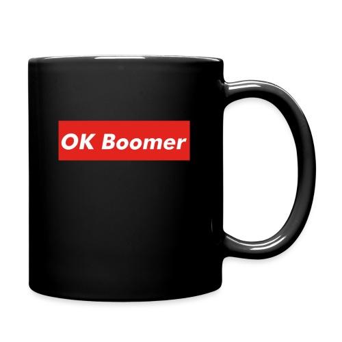 OK Boomer Meme - Full Colour Mug