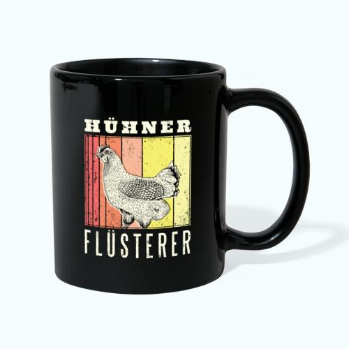 Retro chicken drawing - Full Colour Mug