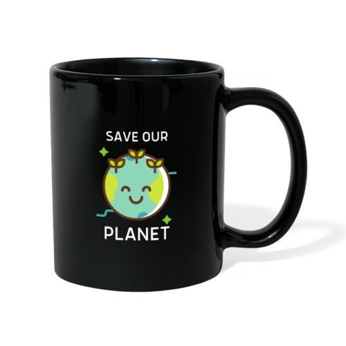 Save our planet - Full Colour Mug