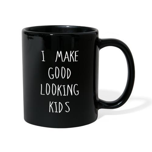 I make good looking Kids Vater Kind Partnerlook - Tasse einfarbig
