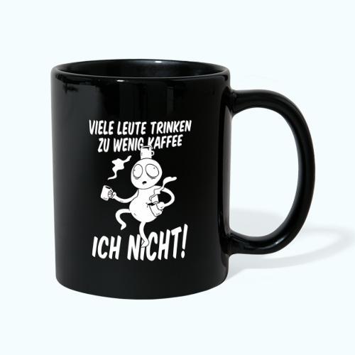 Nie Zuviel Kaffee - Full Colour Mug