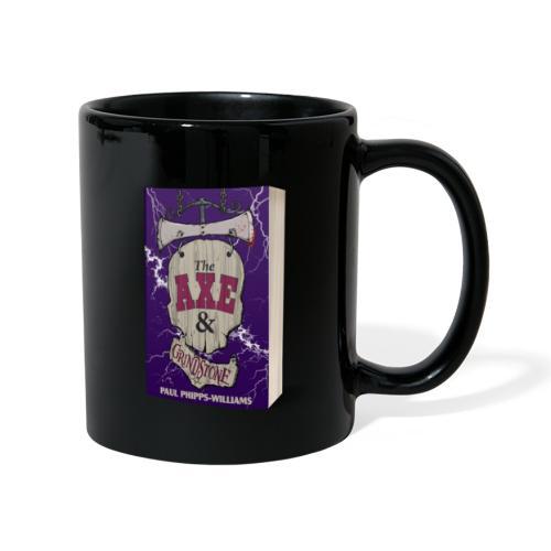 The Axe & Grindstone Cover - Full Colour Mug