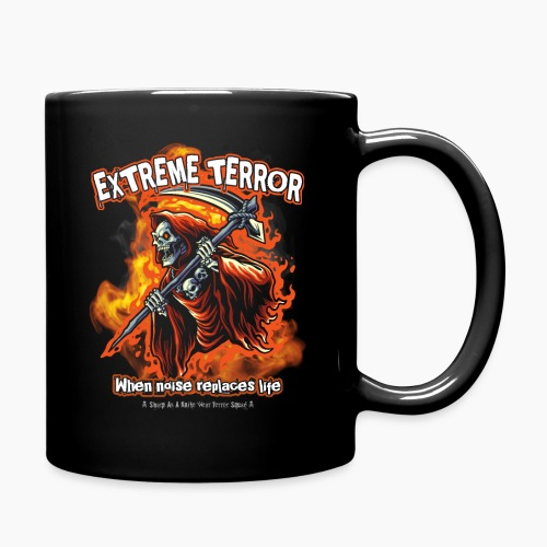 Extreme Terror - Full Colour Mug