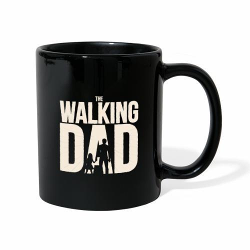 The walking Dad - Design für die besten Väter - Tasse einfarbig