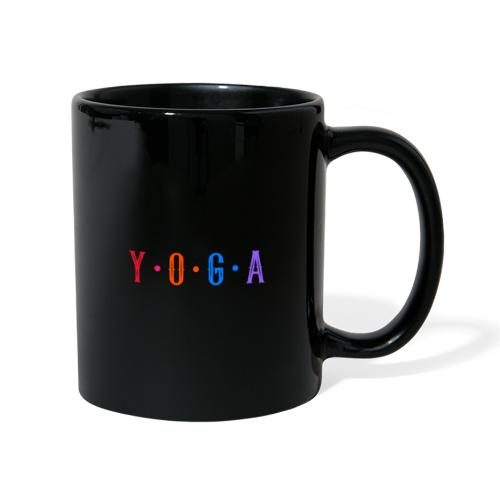 YOGA COLOR - Taza de un color
