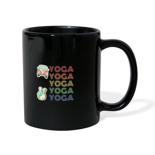YOGA HIPPIE - Taza de un color