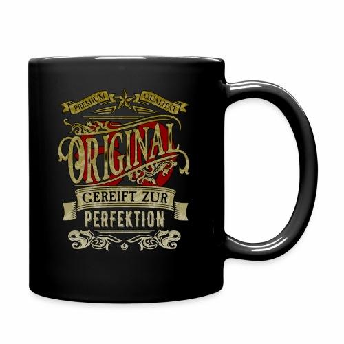 Original60 Premium Qualität Gereift zur Perfektion - Tasse einfarbig