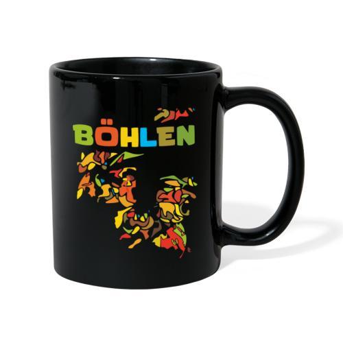 Böhlen - Tasse einfarbig