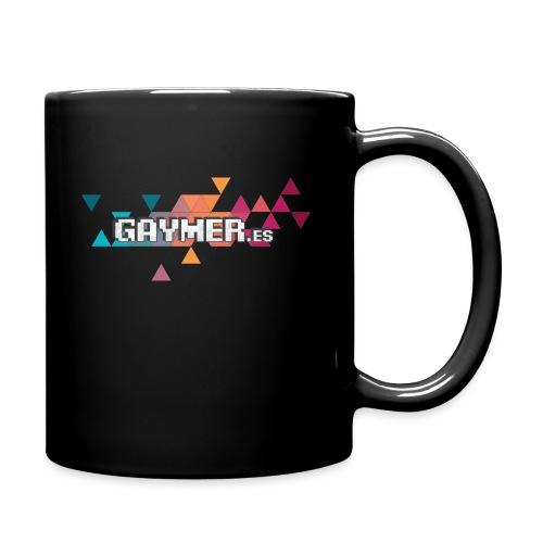 Logo Gaymer.es - Taza de un color
