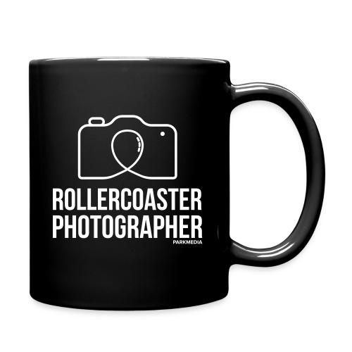 Photographe de montagnes russes - Mug uni