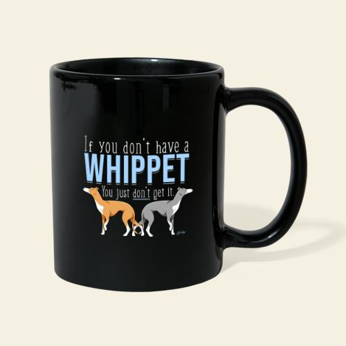 Whippet Get it III - Yksivärinen muki
