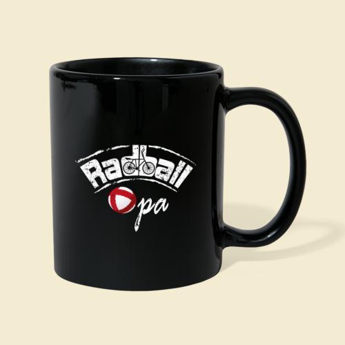 Radball   Opa - Tasse einfarbig
