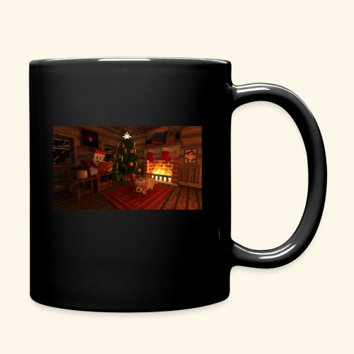 green emerald christmas mug - Full Colour Mug