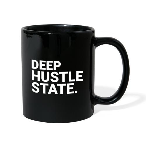 Deep Hustle State - Tasse einfarbig