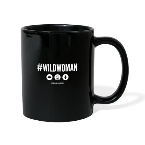 #WildWoman Slogan - Full Colour Mug