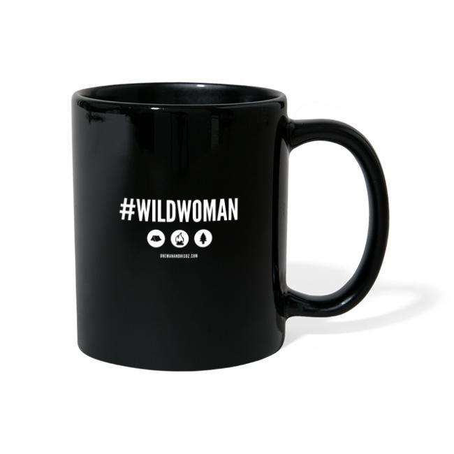 #WildWoman Slogan