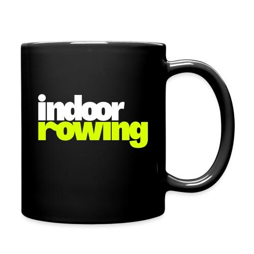 indoor rowing logo 2c - Full Colour Mug