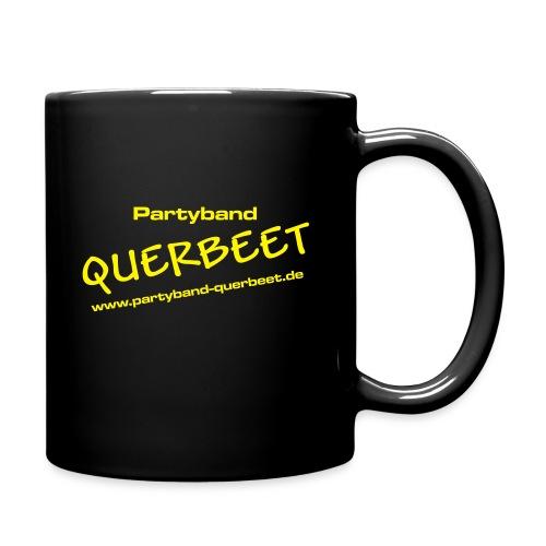 Querbeet new yellow - Tasse einfarbig