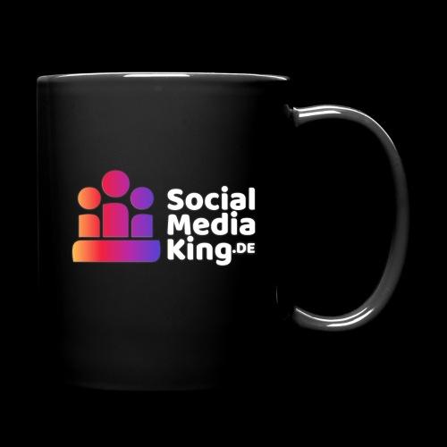 SOCIAL MEDIA KING MERCH 2020 - Tasse einfarbig