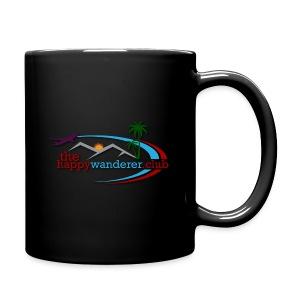 The Happy Wanderer Club Merchandise - Full Colour Mug