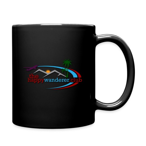 The Happy Wanderer Club Merchandise - Full Colour Mug