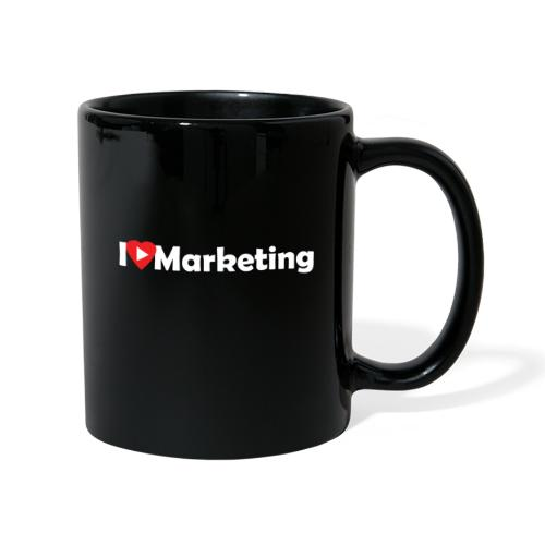 I love marketing - Mug uni