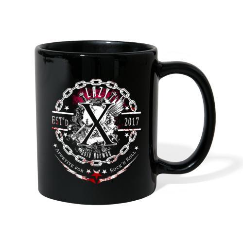 Lazy X - Appetite for Rock'n Roll - Full Colour Mug