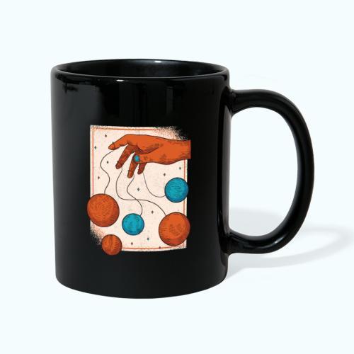 Planets On A String - Full Colour Mug