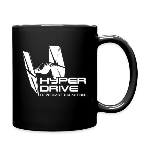 Hyperdrive, logo Galactique - Mug uni