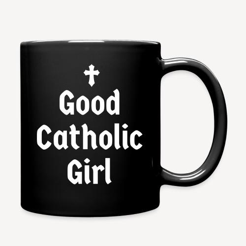 GOOD CATHOLIC GIRL - Full Colour Mug