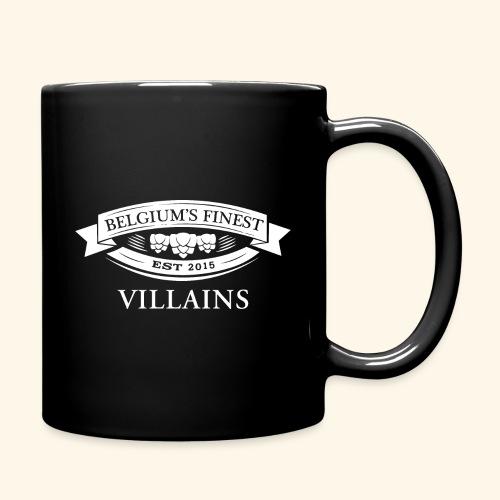BelgiumFinestEst2015Villains full white - Full Colour Mug