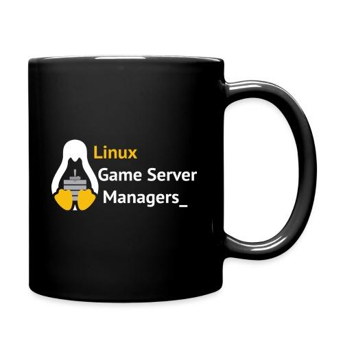 Linux Game Server Managers - Full Colour Mug