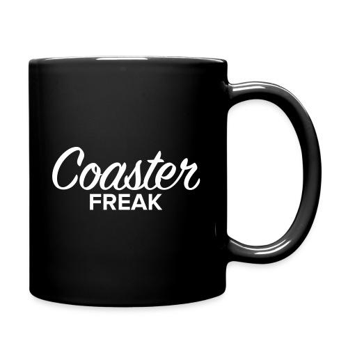 Coaster Freak Script - Mug uni