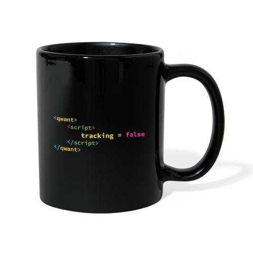 NO TRACKING - Mug uni