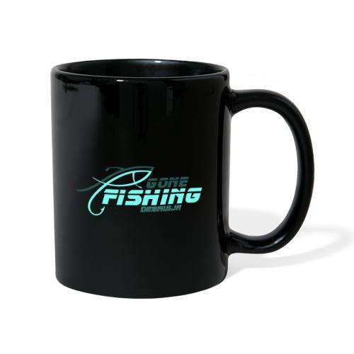 GONE-FISHING (2022) DEEPSEA/LAKE BOAT T-COLLECTION - Full Colour Mug