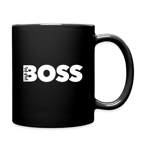 Mom Boss - Tasse einfarbig