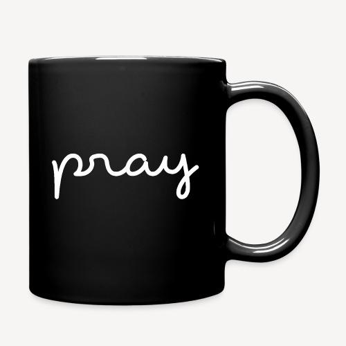 PRAY - Full Colour Mug