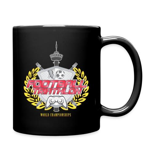 Football Triathlon World Championships logo - Full Colour Mug