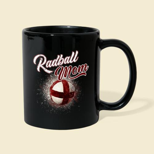 Radball Mom - Tasse einfarbig
