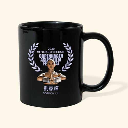 CAFF Official Item - Shaolin Warrior 1 - Ensfarvet krus