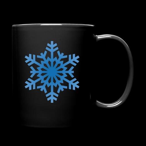 Snowflake - Ensfarvet krus