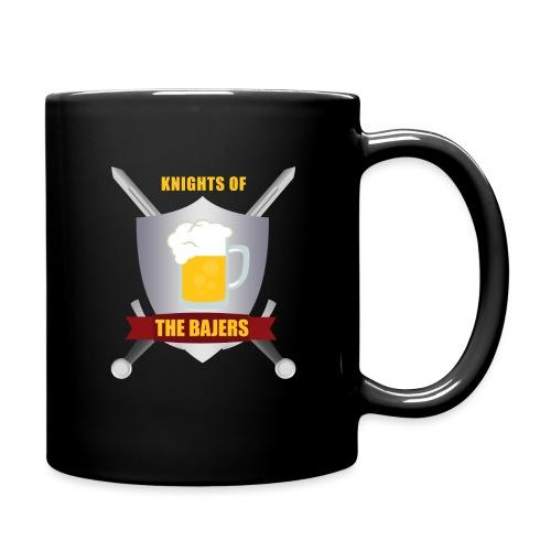 Knights of The Bajers - Ensfarvet krus