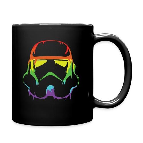 Pride Trooper - simple - Yksivärinen muki