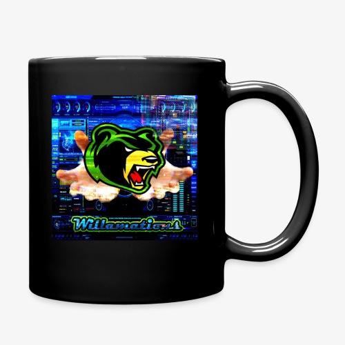 Willamations GeZy logo - Full Colour Mug
