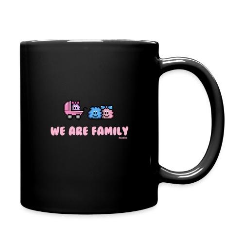 We Are Family - Girl - Tasse einfarbig